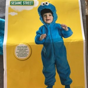 Other - Cookie Monster costume